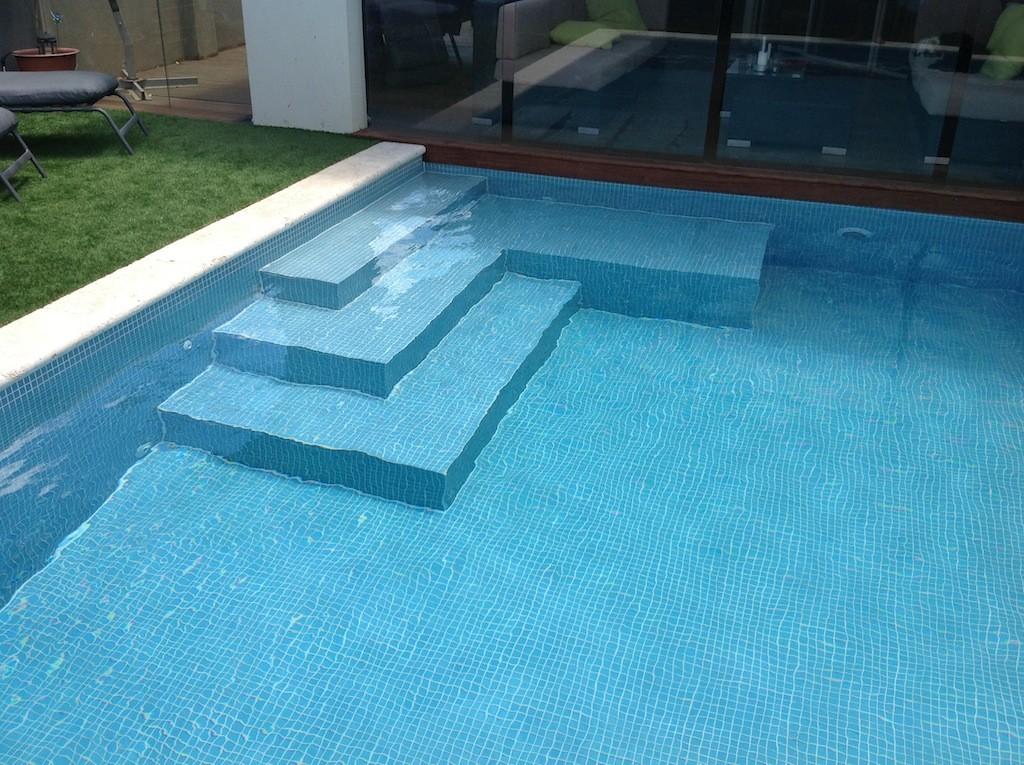 Crystal Glass Pool Tiles Buy Crystal Glass Blue Shade