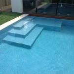 Saphire Blue Pool Tile A059 f