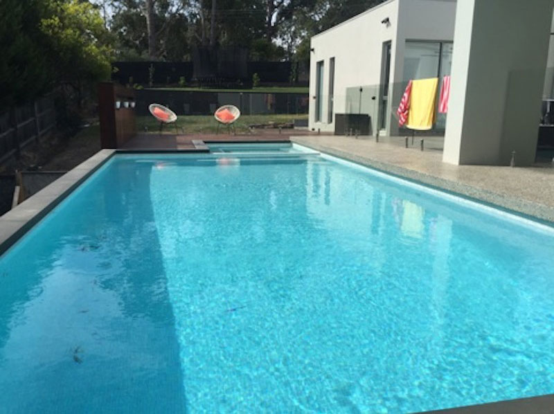 Blend Swimming Pool Tiles