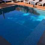 Azure Sparkle V92 Pool tile